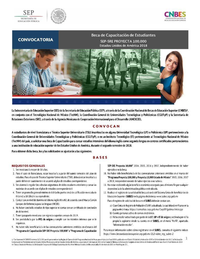thumbnail of CONVOCATORIA_Proyecta_100mil_EUA_2018